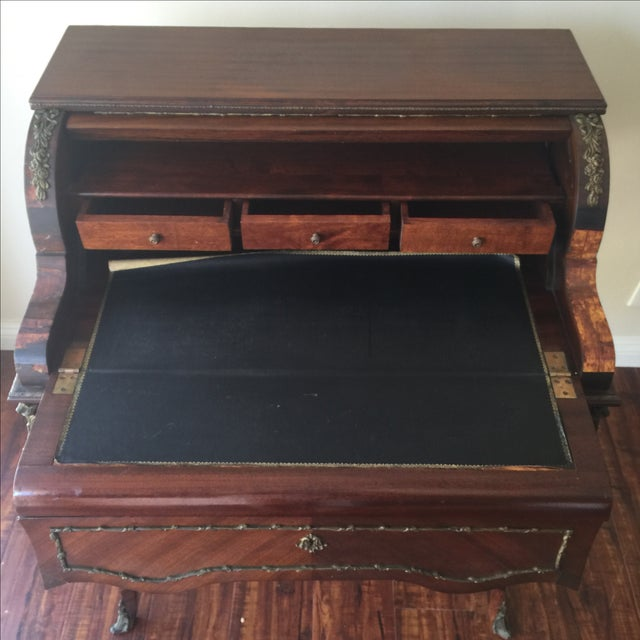 Antique French Style Ladies Desk - Image 3 of 11