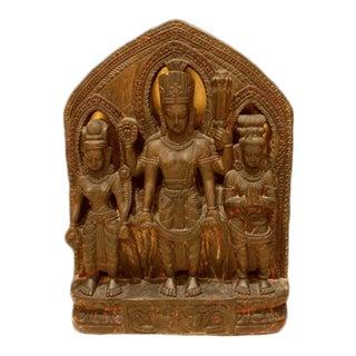 Nepalese Stone Figure