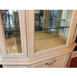 Image of Thomasville Country French China Cabinet