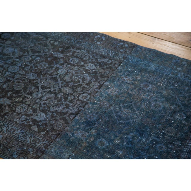 Hand-Knotted Overdyed Runner Rug - 3' x 19' - Image 4 of 10
