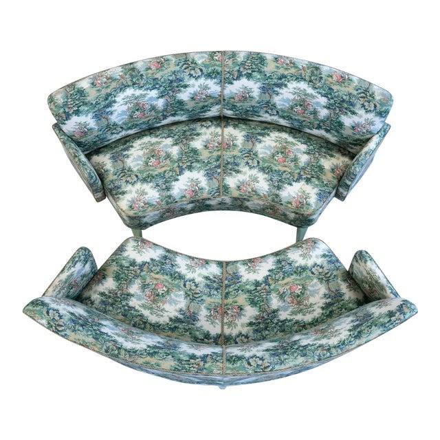 Simon poul henningsen danish sofas a pair chairish for Divan 2 tivoli