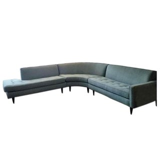Room & Board Curved Reese Sectional
