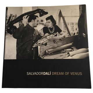 Salvador Dali Dream of Venus Book