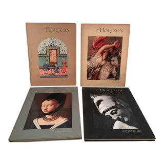 1959 Horizon Books - Set of 4