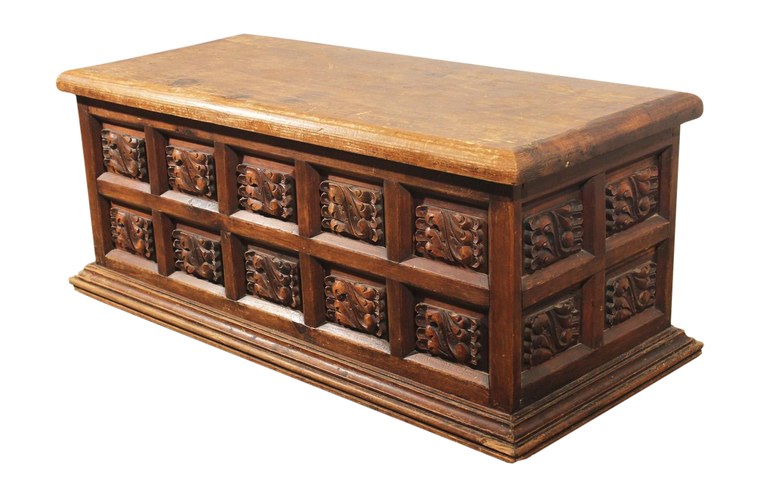 Vintage & Used Spanish Trunks and Chests