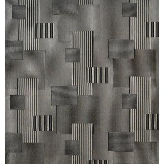 Vintage Ralph Lauren Black Rovington Patchwork Fabric