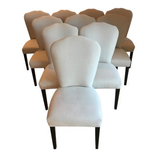 Saratoga Cisco Home Dining Chairs - Set of 10