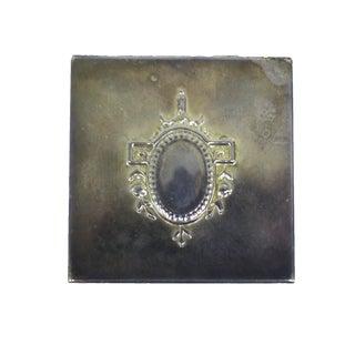 Antique Italian Compact Mirror