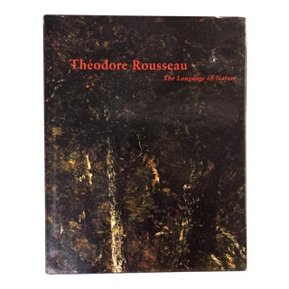 """Theodore Rousseau The Language of Nature"" Coffee Table Book"
