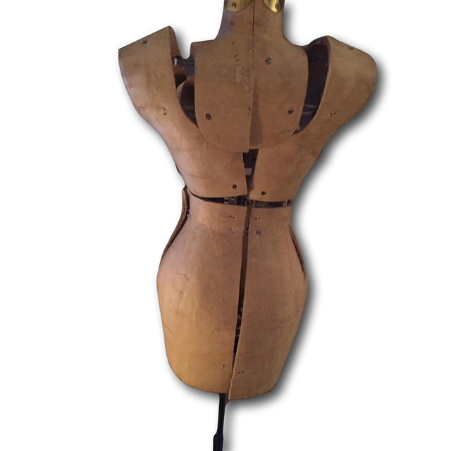 Image of Collectible Vintage Dress Form Mannequin