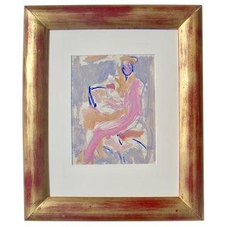 Victor Di Gesu Fauvist Painting