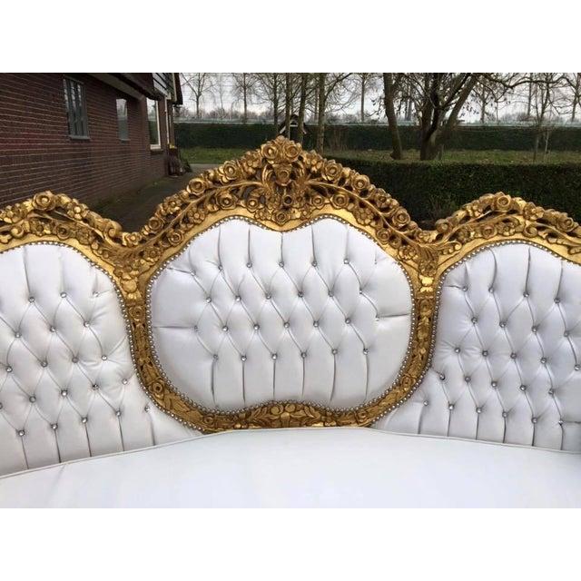 Baroque Italian Sofa/Couch - Image 3 of 4