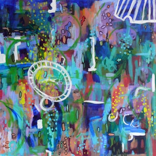 Rainy Afternoon Original Painting