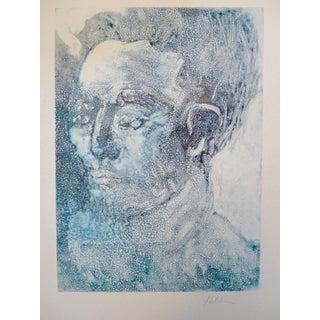 """""""Picasso"""" Original Contemporary Mono Print"""