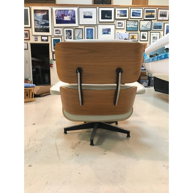 Herman Miller Lounge Chair & Ottoman - Image 7 of 9