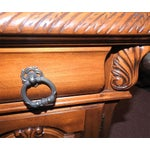 Image of Luxury Cherry Nightstand (Part 6 of a 6-Piece Set)