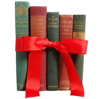 American History Book Gift Set - S/5