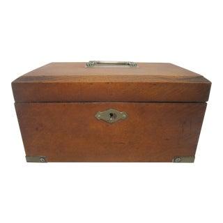 Walnut Humidor Box