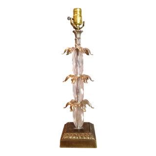 Trefoil Blossom Table Lamp