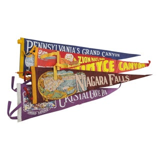 Parks & Recreation Collection of Pennants