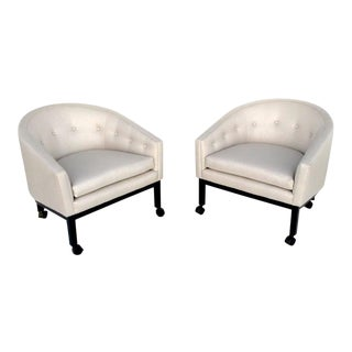 Club Chairs - Set of 3