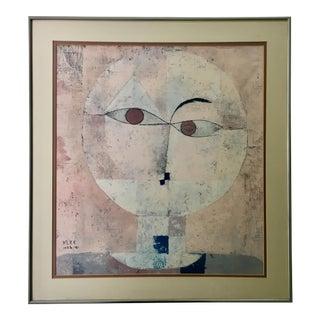 Vintage Paul Klee Framed Print