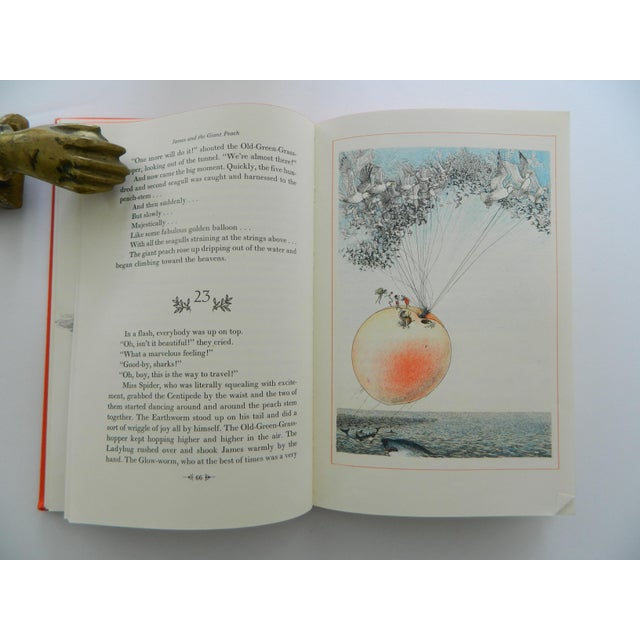 James and the Giant Peach, Book - Image 10 of 10