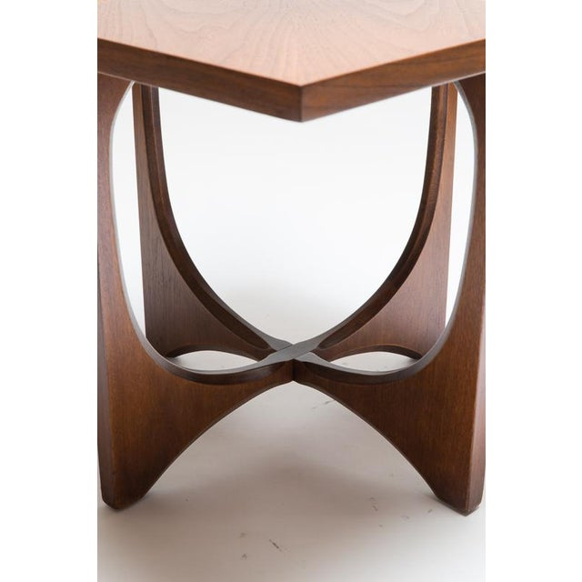Broyhill Brasilia Mid-Century Side Table - Image 6 of 6