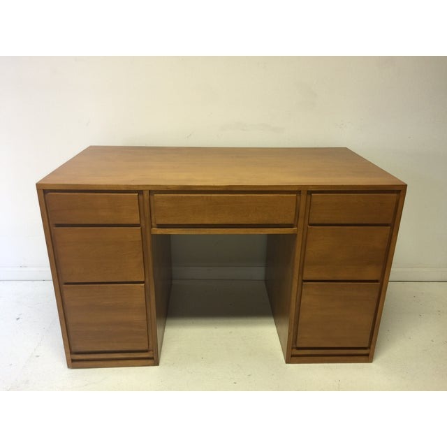 Image of Russel Wright for Conant Ball Modern Desk