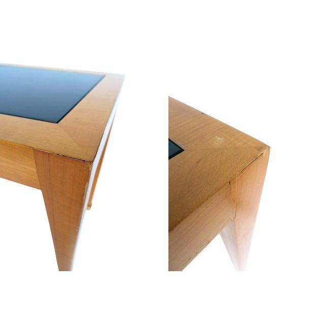 Image of Donghia Madrid Square Side Tables