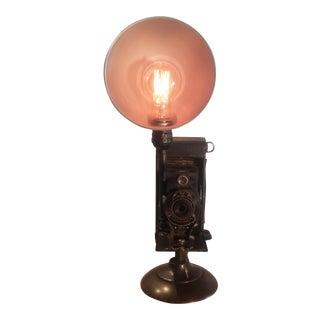 Hawkeye Bellows Camera Lamp