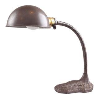 Industrial Gooseneck Task Lamp