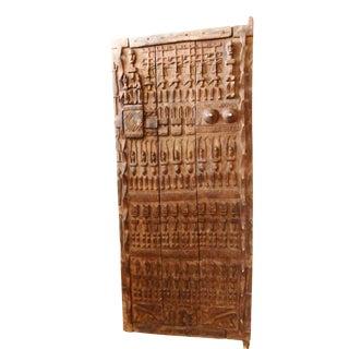 Malian Dogon Door