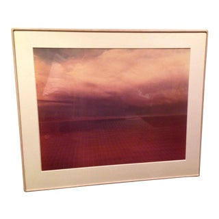 "Richard Misrach, Salton Sea ""Red"" - 1985"