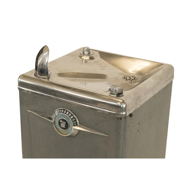Image of Westinghouse Vintage Industrial Water Fountain
