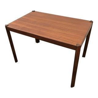 Hans Olsen Danish Modern Teak Side Table
