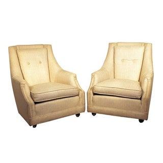 Marflex Lounge Chairs - A Pair