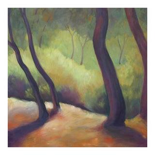 'Wildcat Canyon Park' Painting