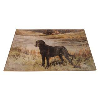 Labrador Plate