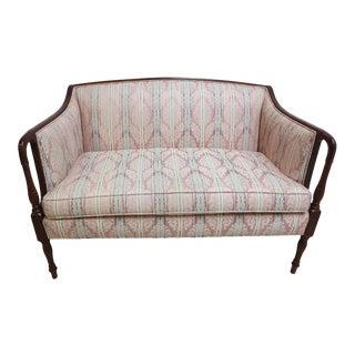 Harden Cherry Sheraton Sofa Love Seat