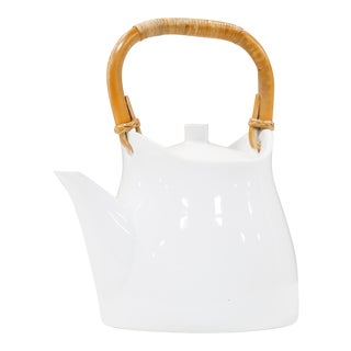 Sori Yanagi Porcelain Teapot