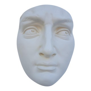 Orlandi Statuary Co. Chicago Resin Face Wall Decor.