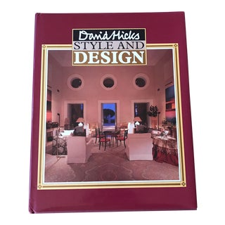David Hicks Style and Design Book