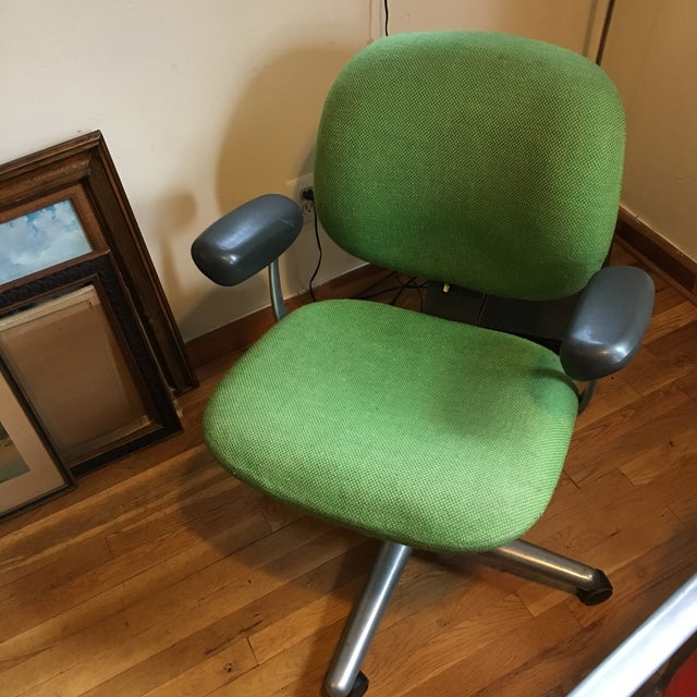 Vintage 1970s Herman Miller Ergon Office Chair - Image 4 of 9