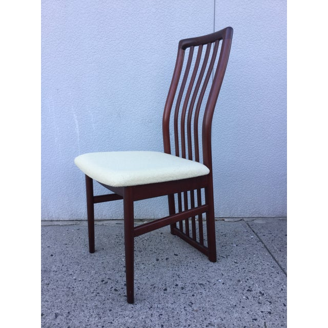 Danish Modern Dining Chairs - Set of 6 - Image 6 of 11