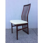 Image of Danish Modern Dining Chairs - Set of 6