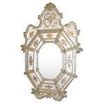 Image of Large Venetian Mirror