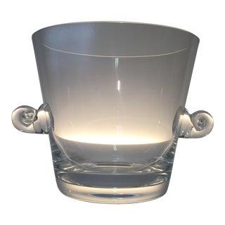 Tiffiany Crystal Ice Bucket