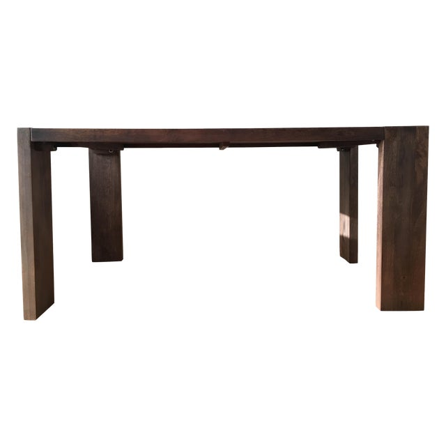 Image of CB2 Blox Dining Table