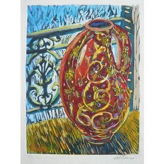 Tunisian Vase
